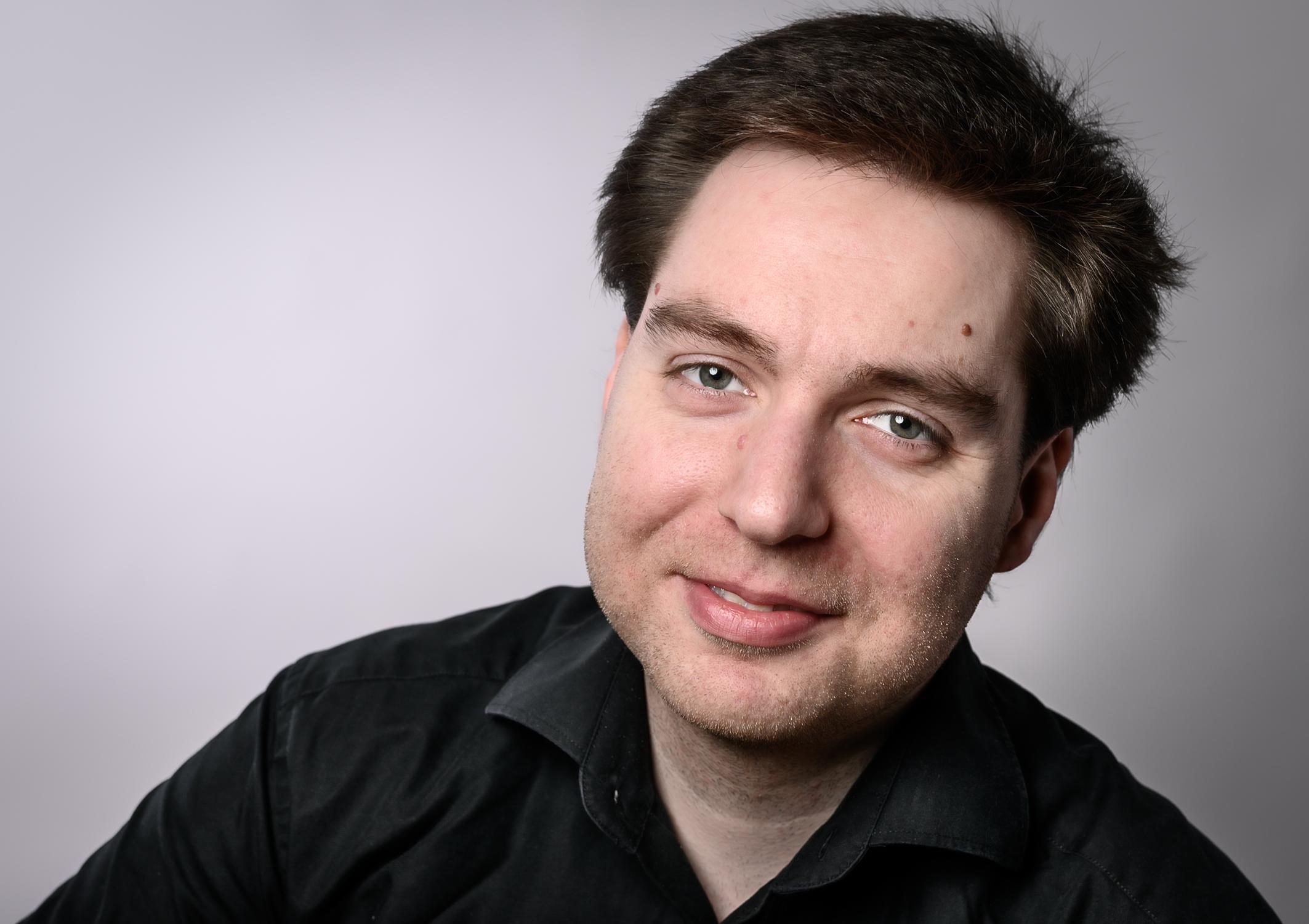 portrait Foto von Daniel Klein
