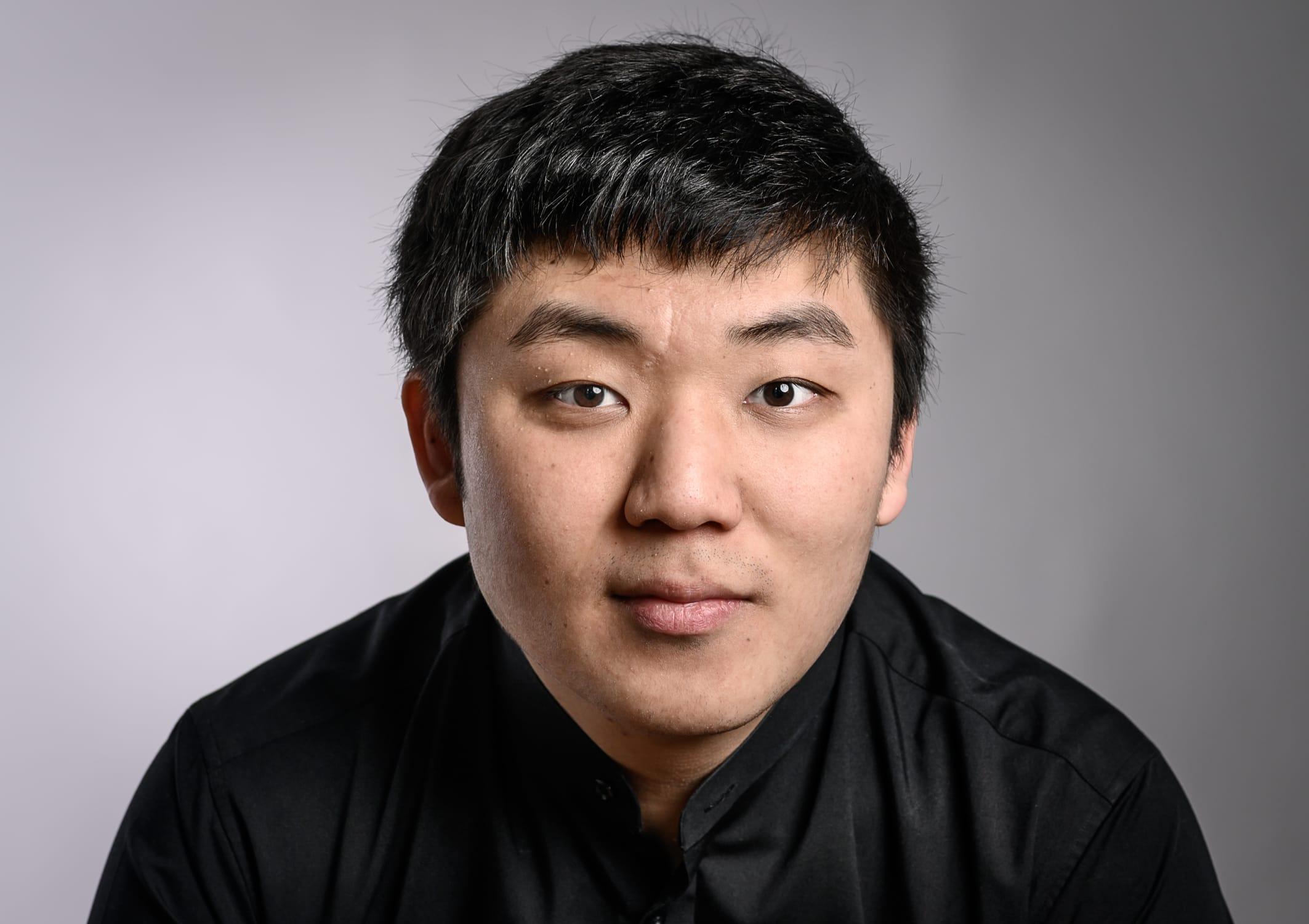 portrait Foto von Hankyeol Yoon