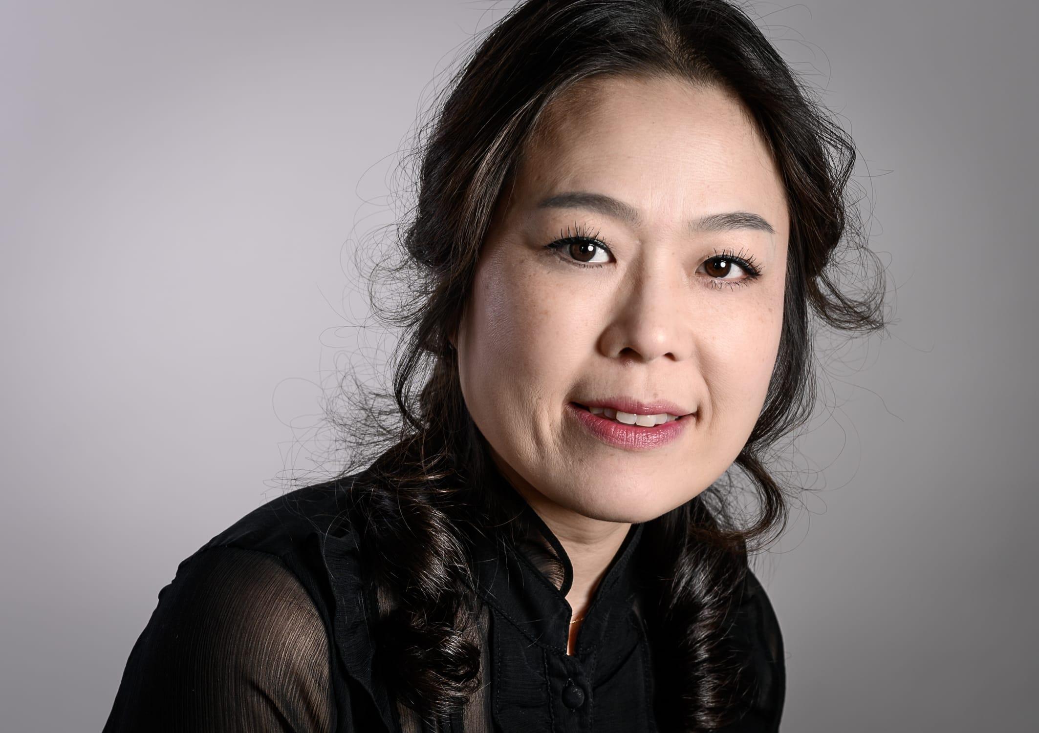portrait Foto von Hyun-Kyung Kang