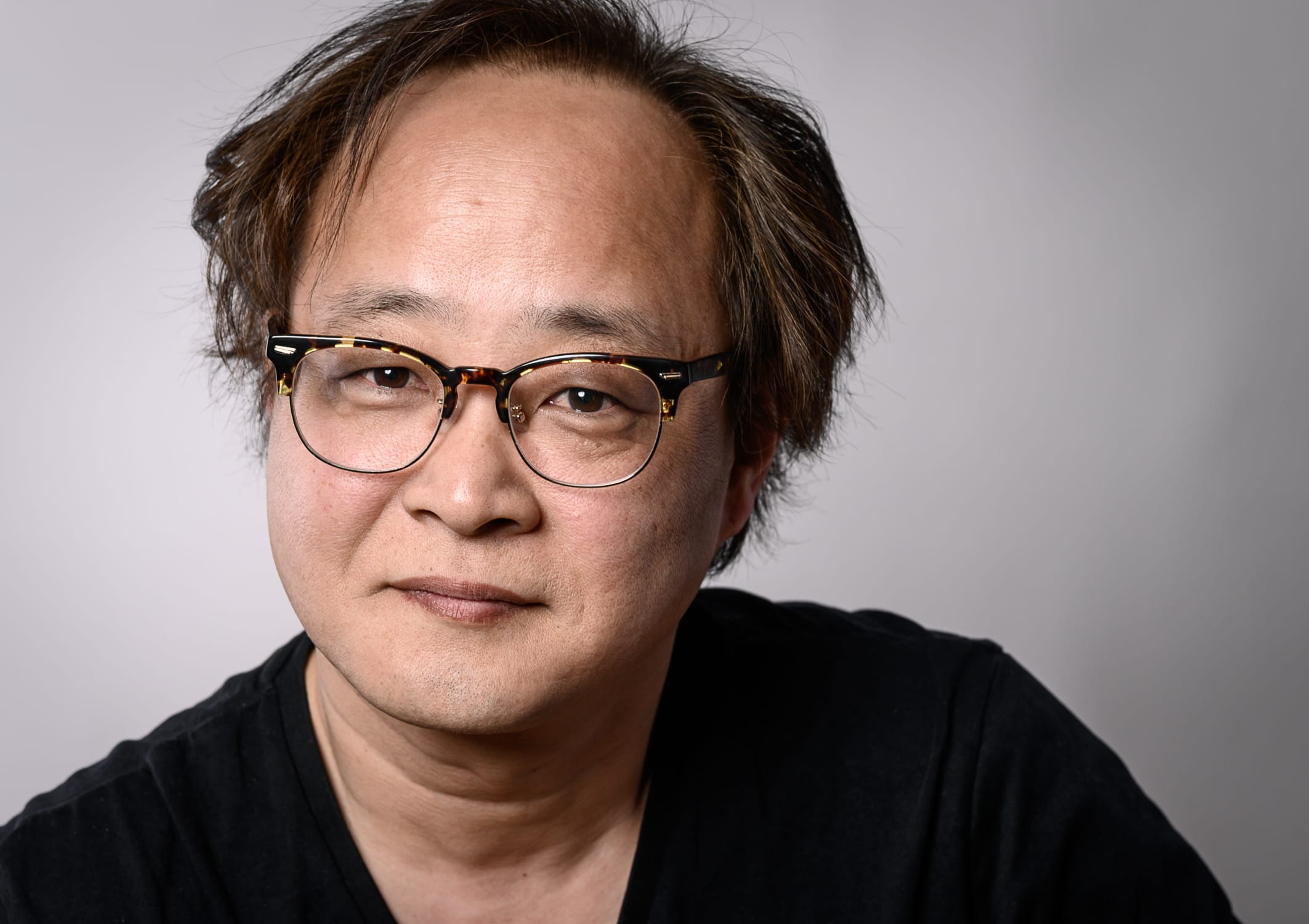 portrait Foto von Hyoung-Jun Lim