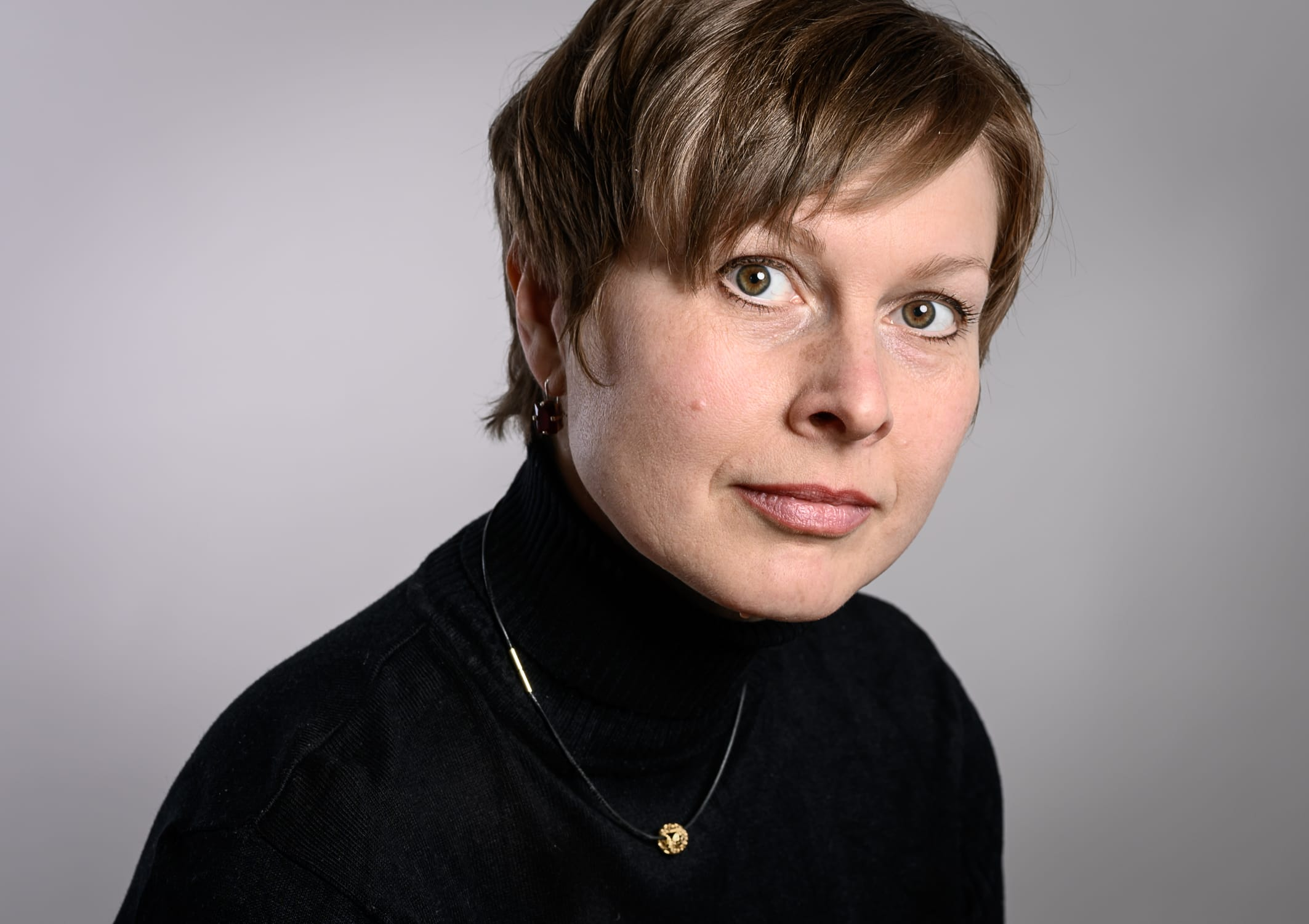 portrait Foto von Grit Kolpatzik