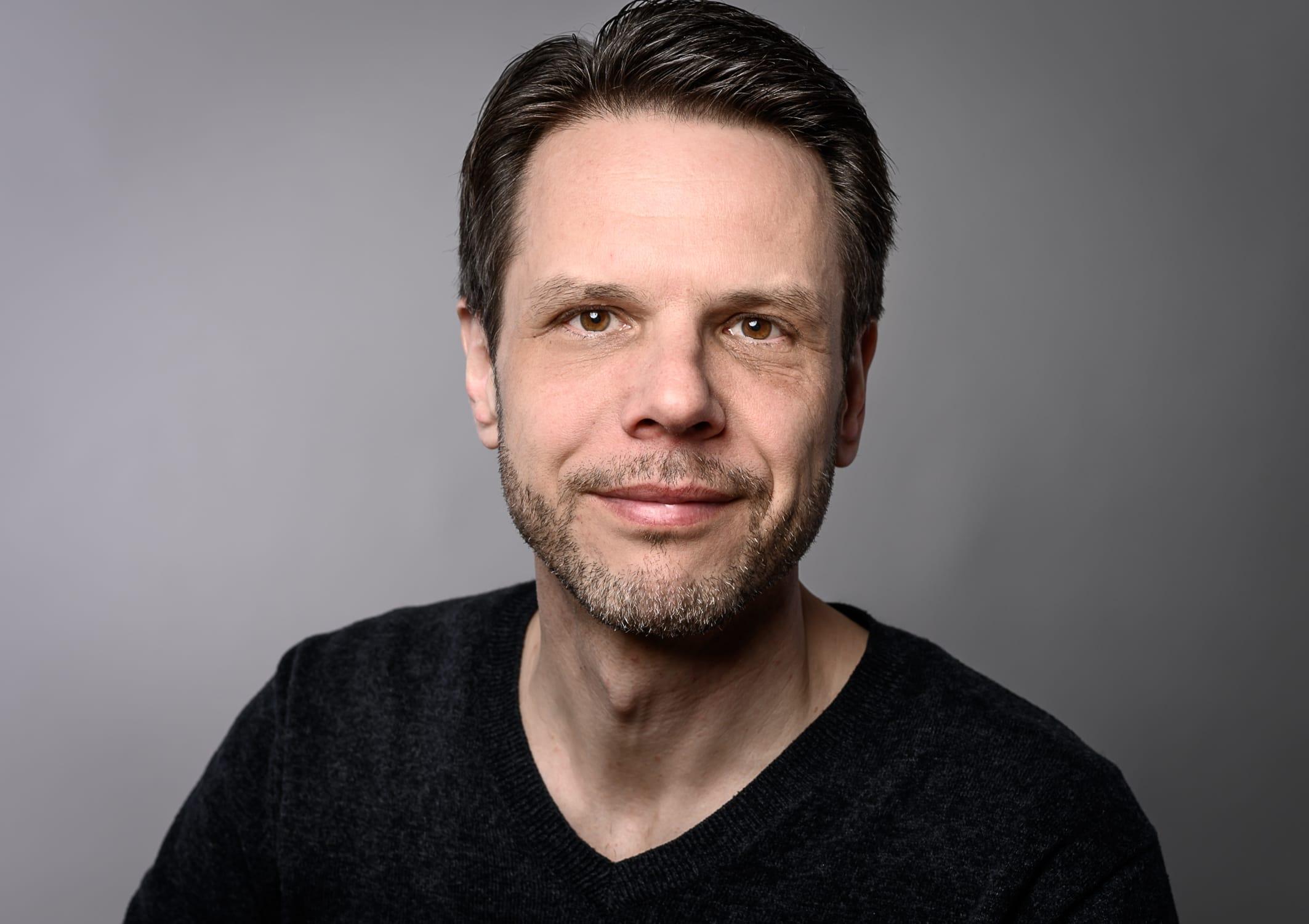 portrait Foto von Andreas Hartig