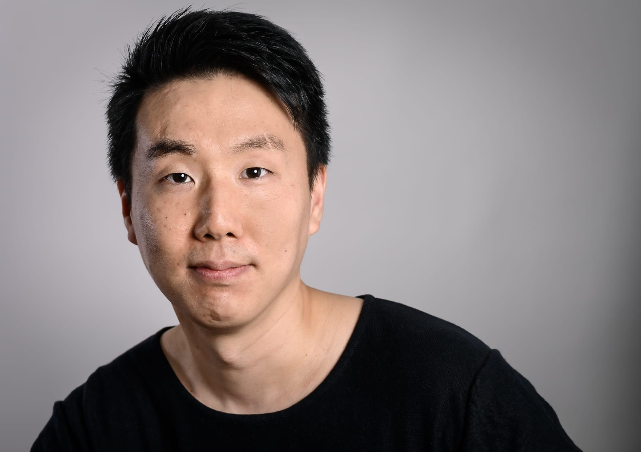 portrait Foto von Yongmin Kwon