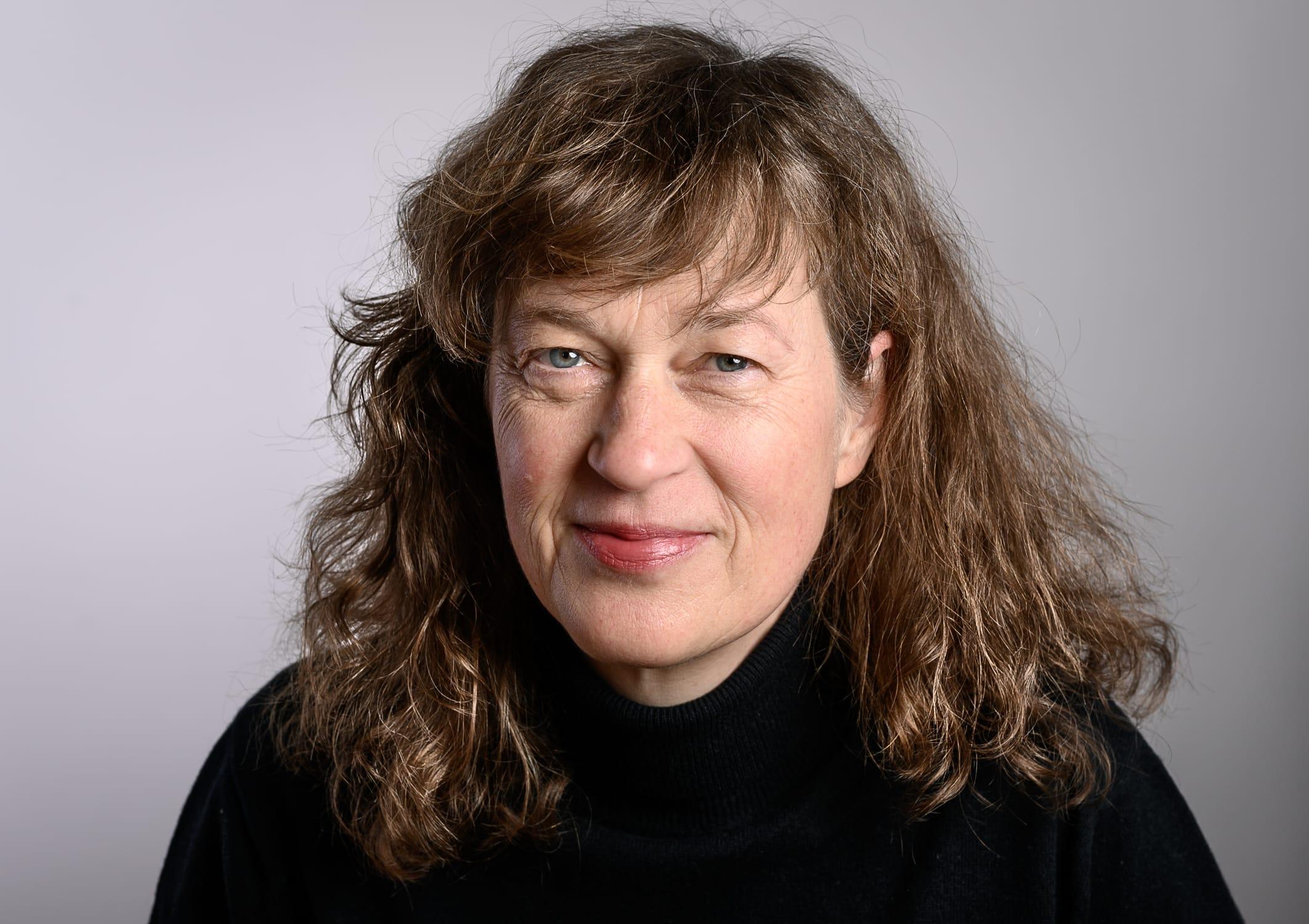 portrait Foto von Beate Richter