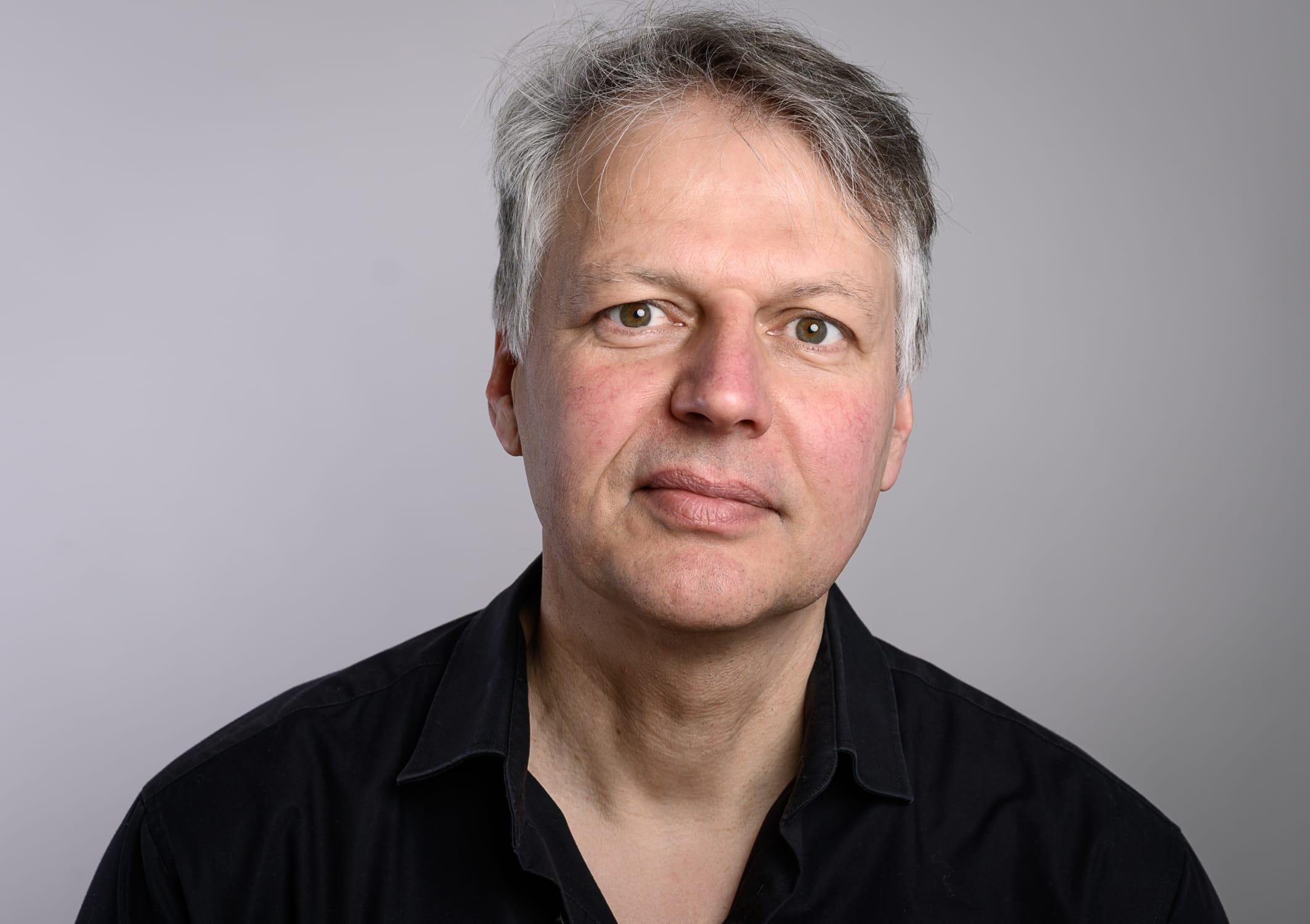 portrait Foto von Michael Rappold