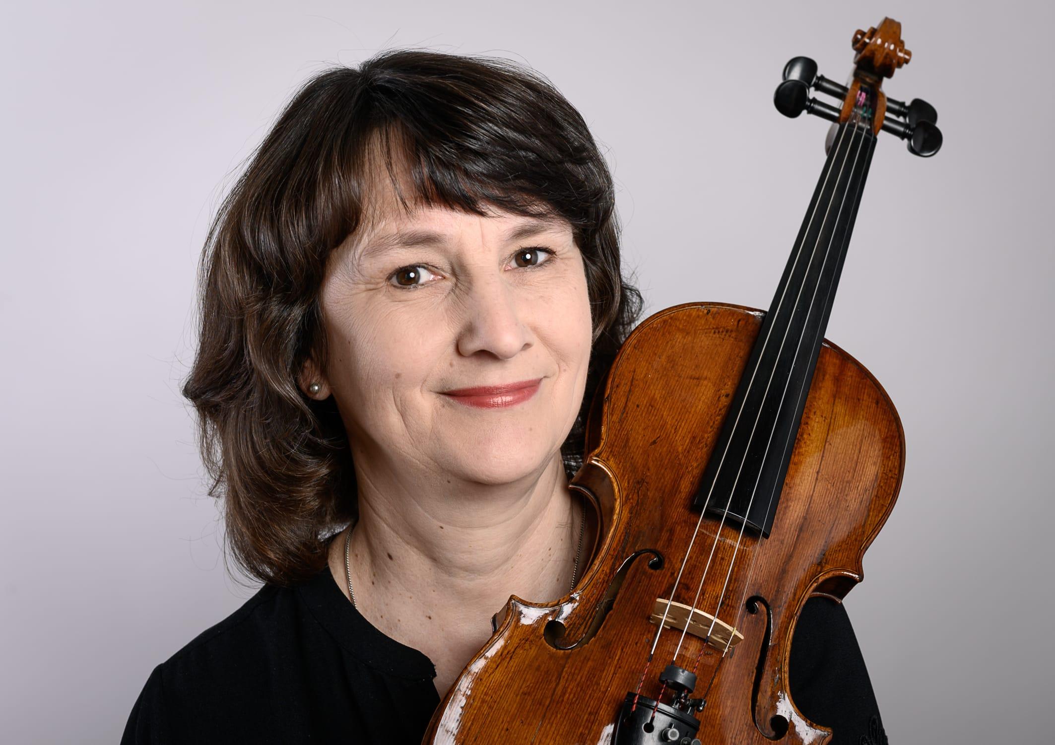 portrait Foto von Cornelia Schwarz