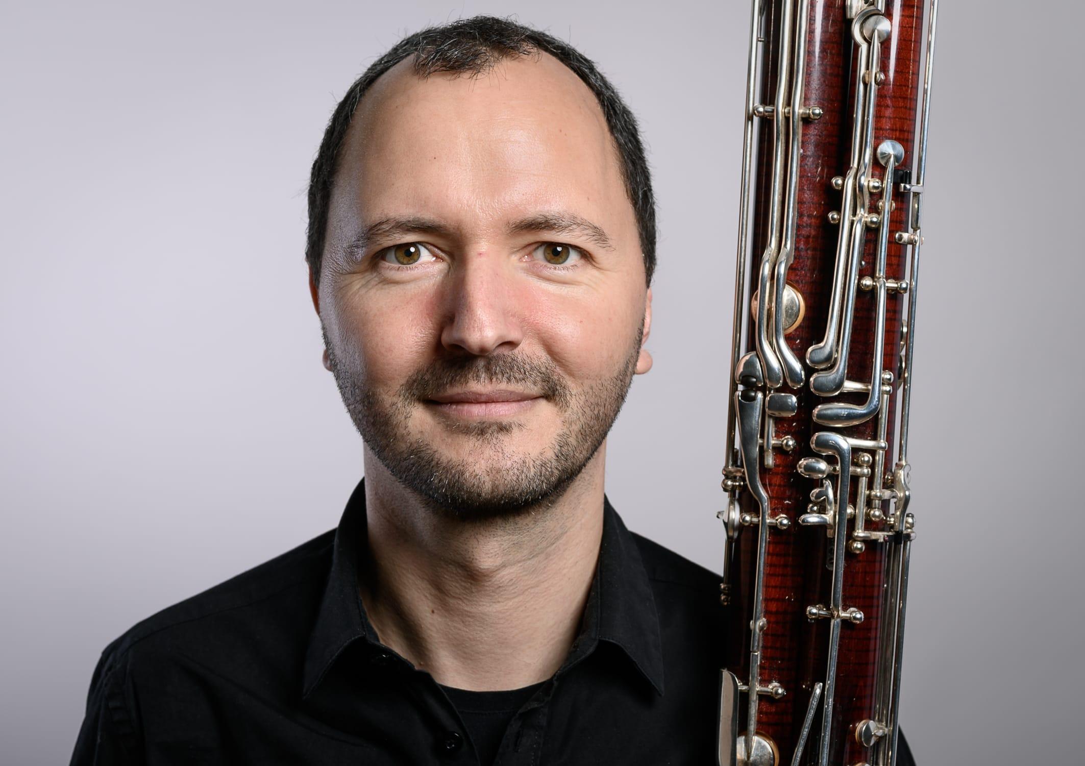 portrait Foto von Frank Bachmeier