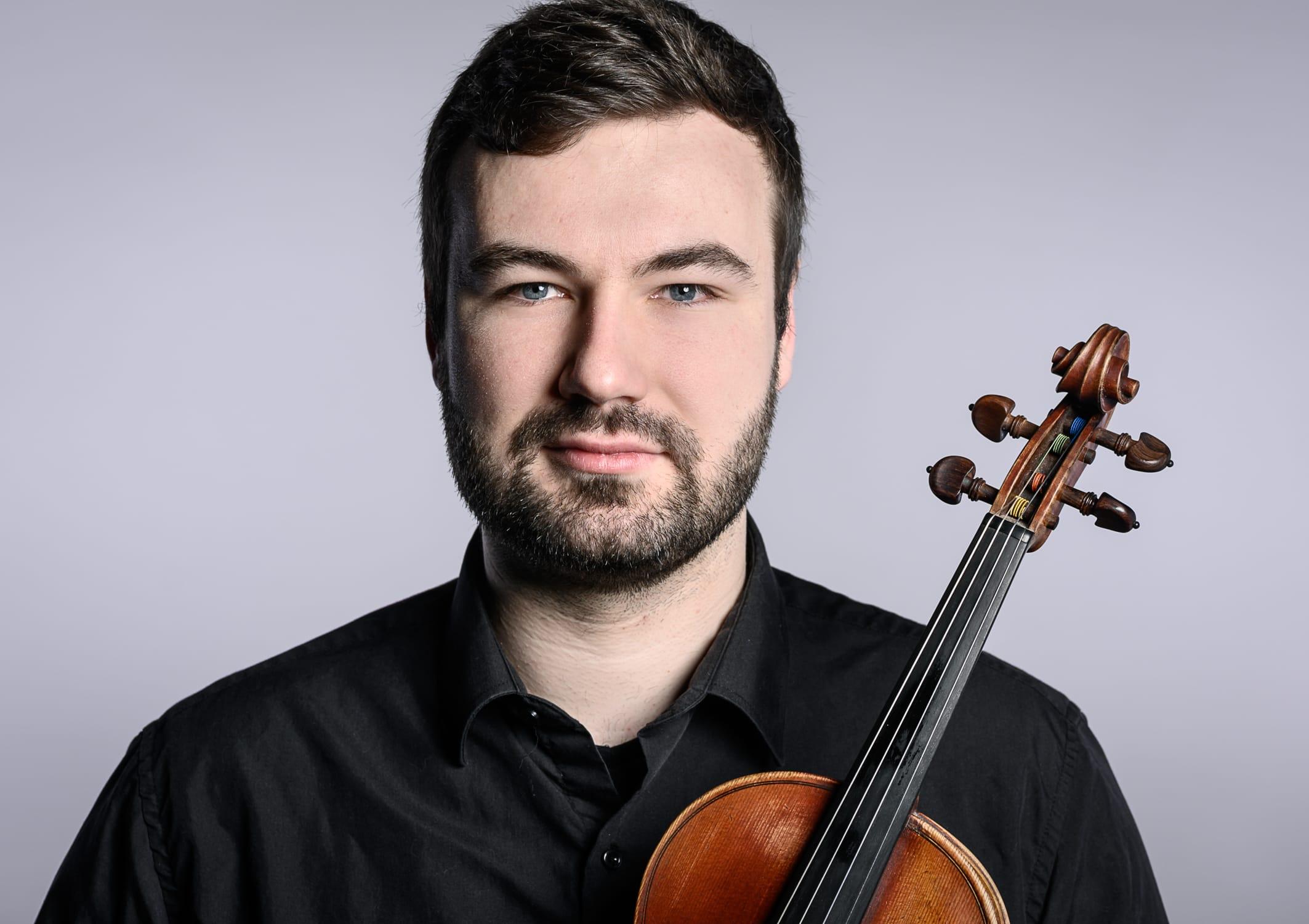 portrait Foto von Darius Kaunas
