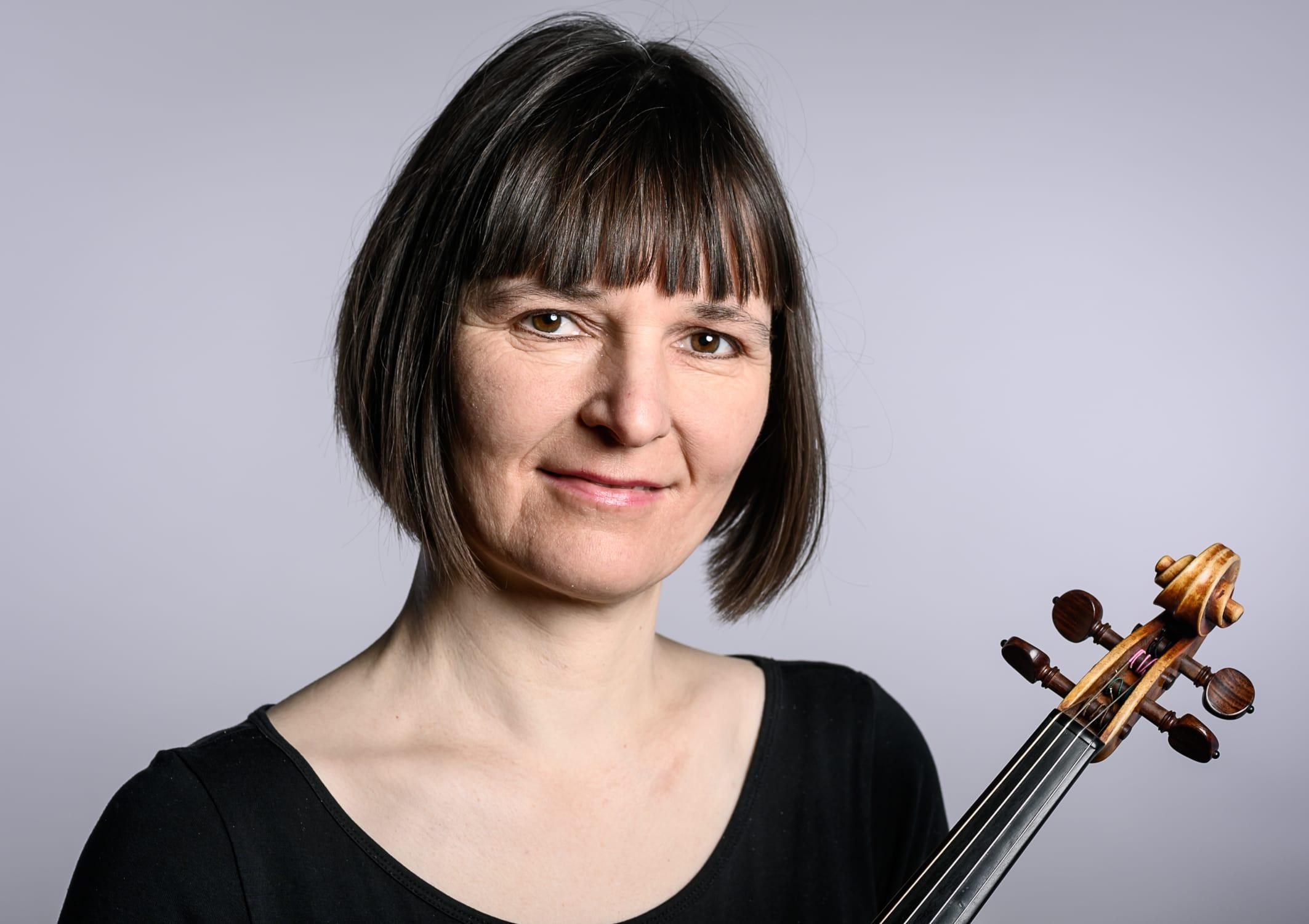 portrait Foto von Carla Prestin-Koch