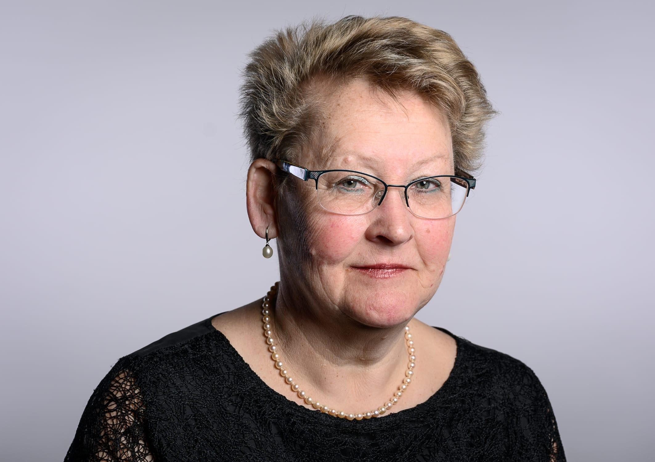 portrait Foto von Annegret Wirth