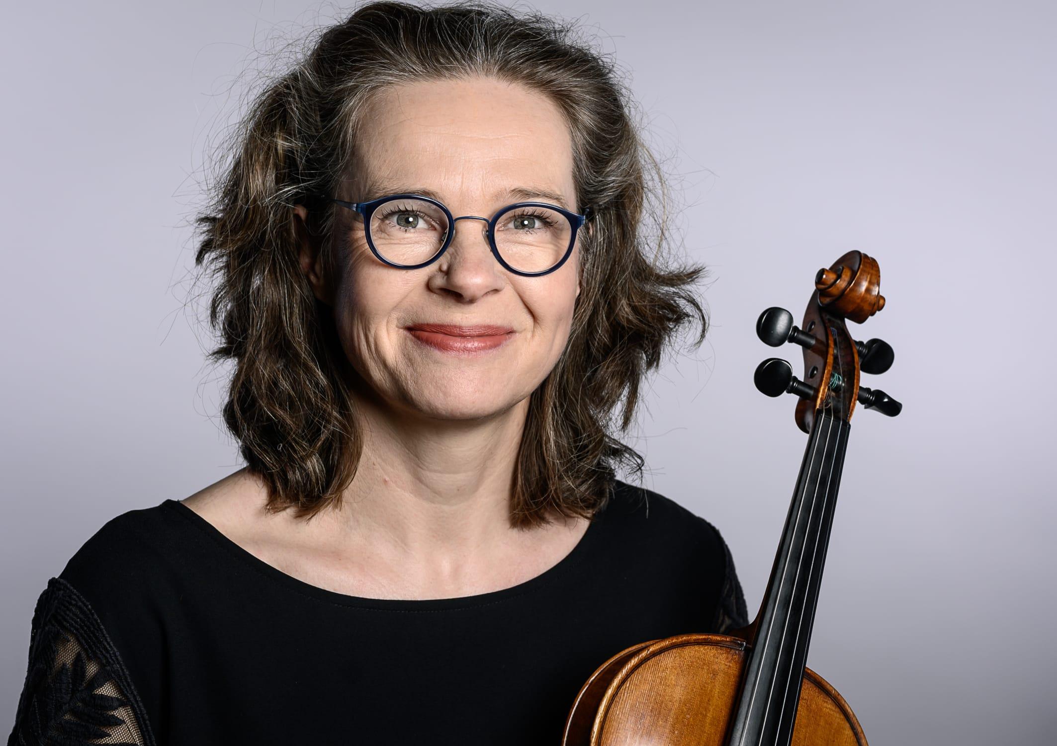 portrait Foto von Kerstin Spiegel