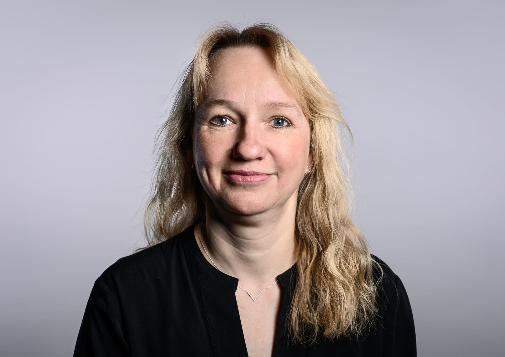 portrait Foto von Birgit Brinkmann