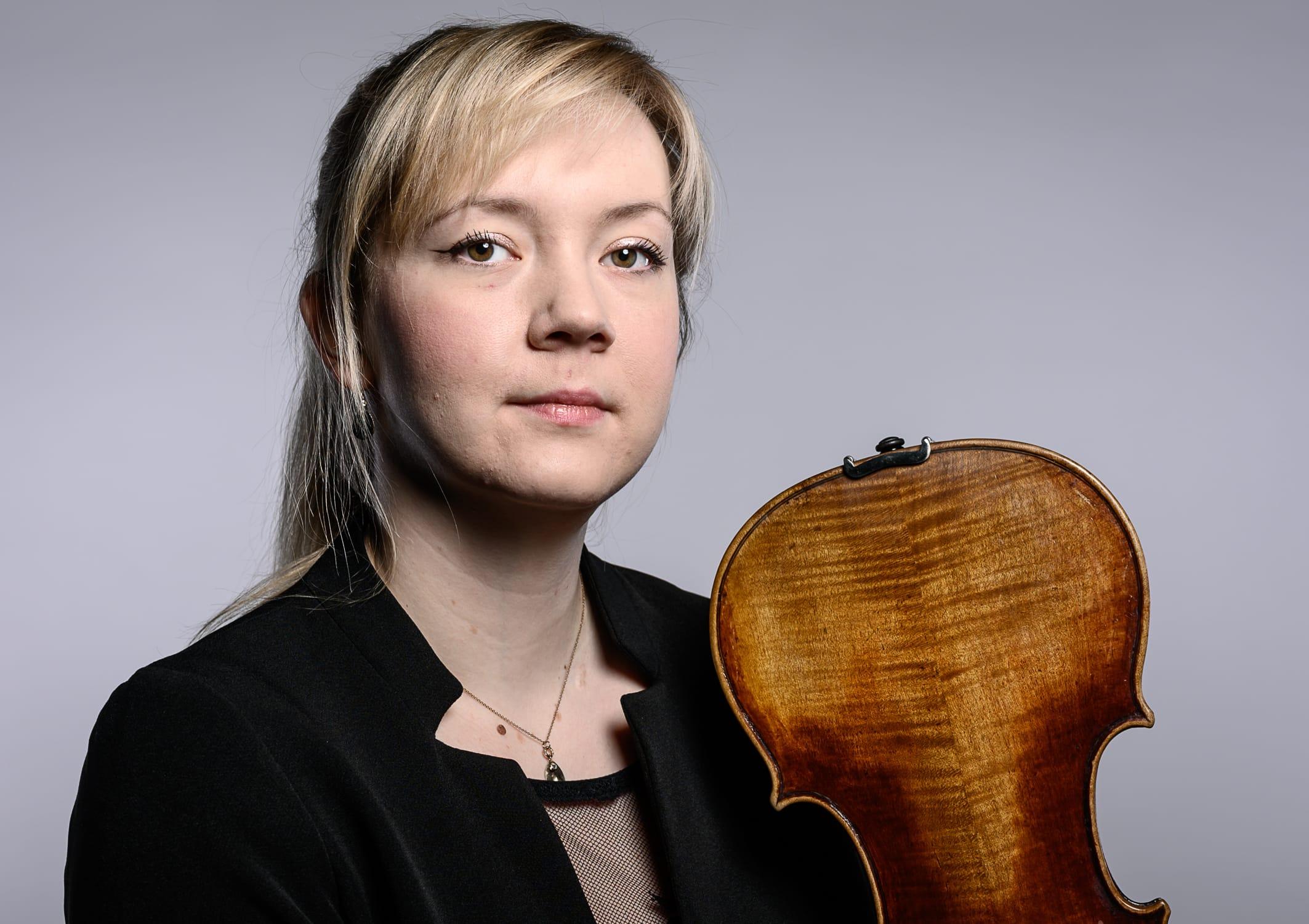 portrait Foto von Friederike Jahn