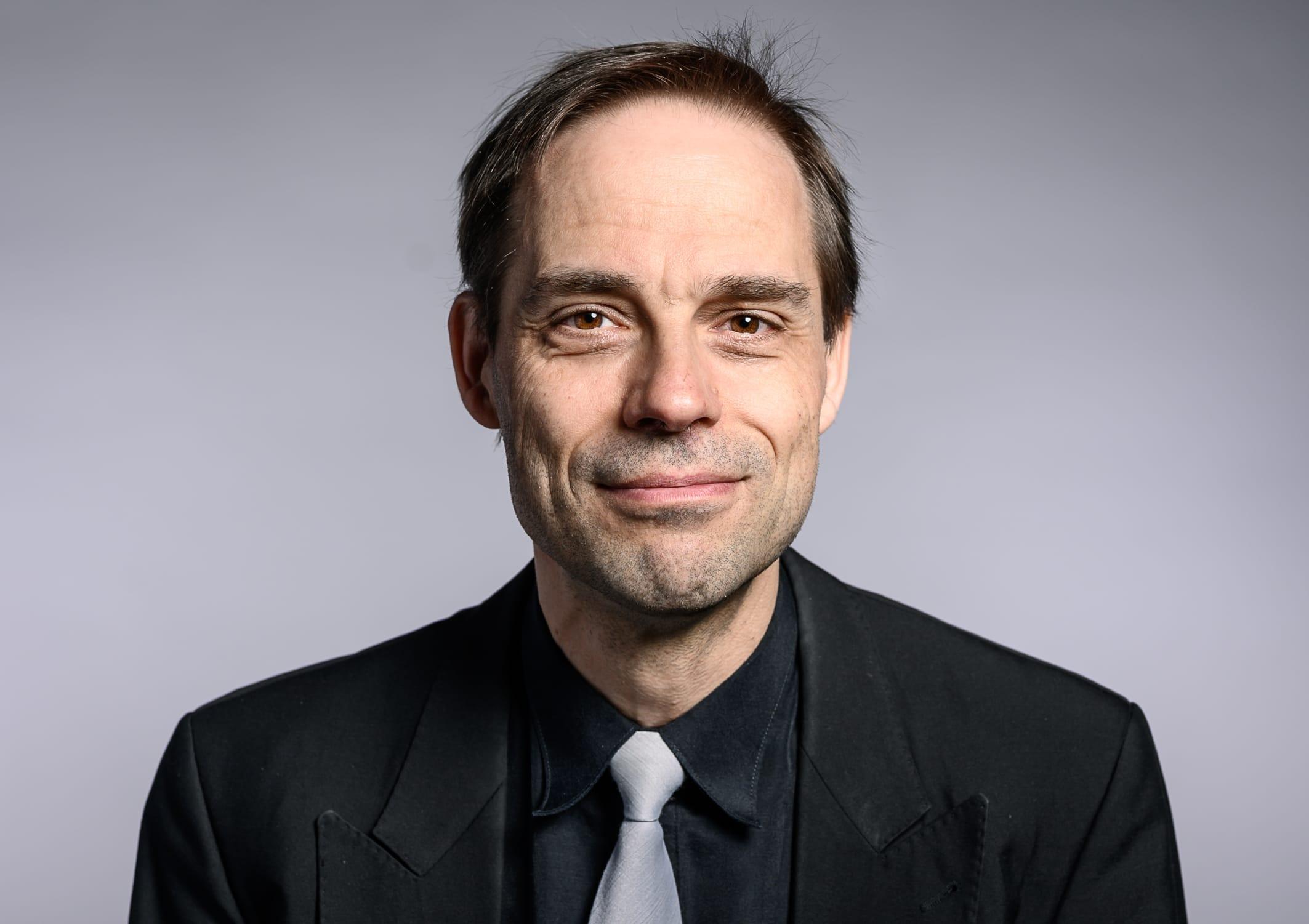 portrait Foto von Markus Darsow