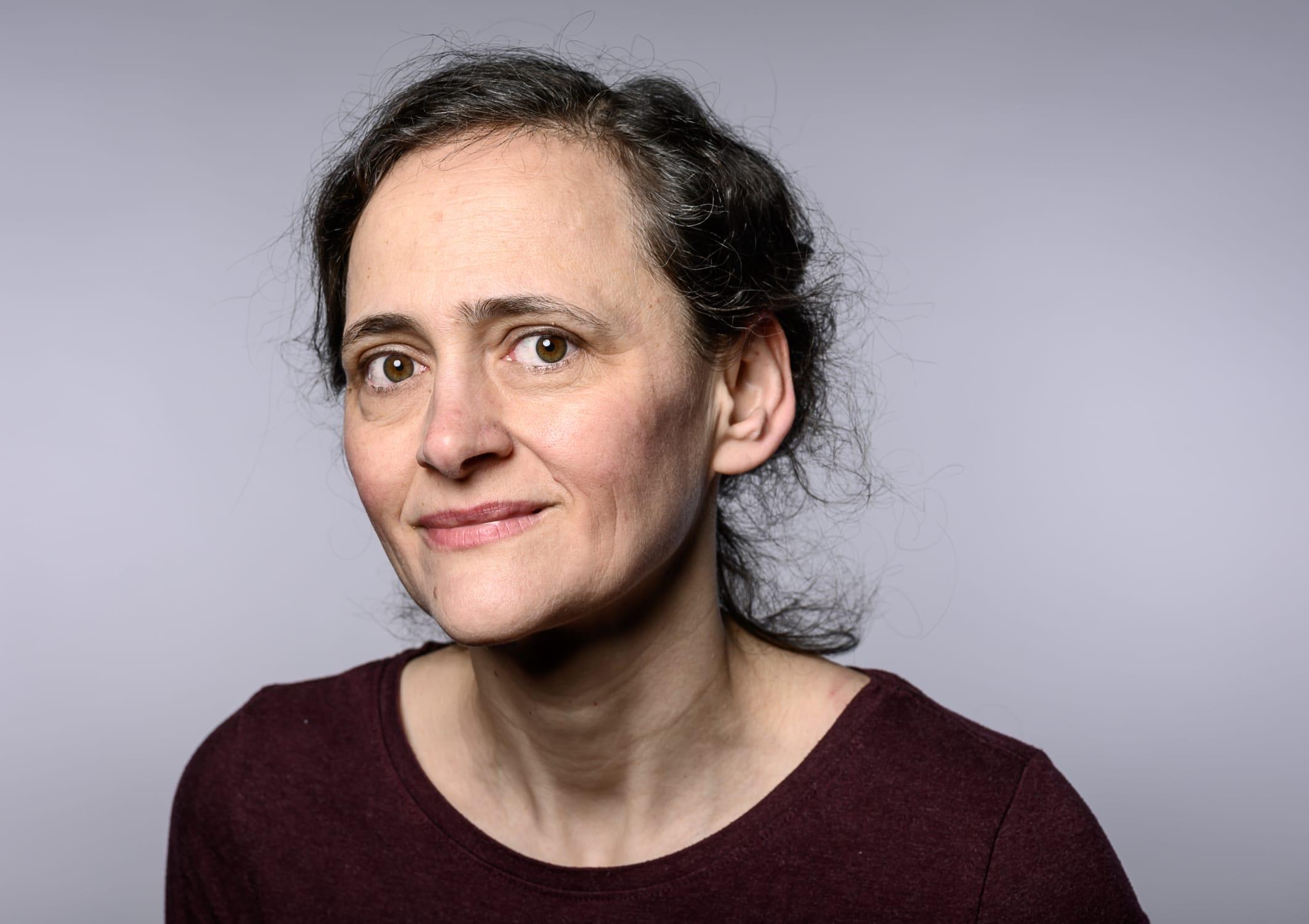 portrait Foto von Renate Frenzel