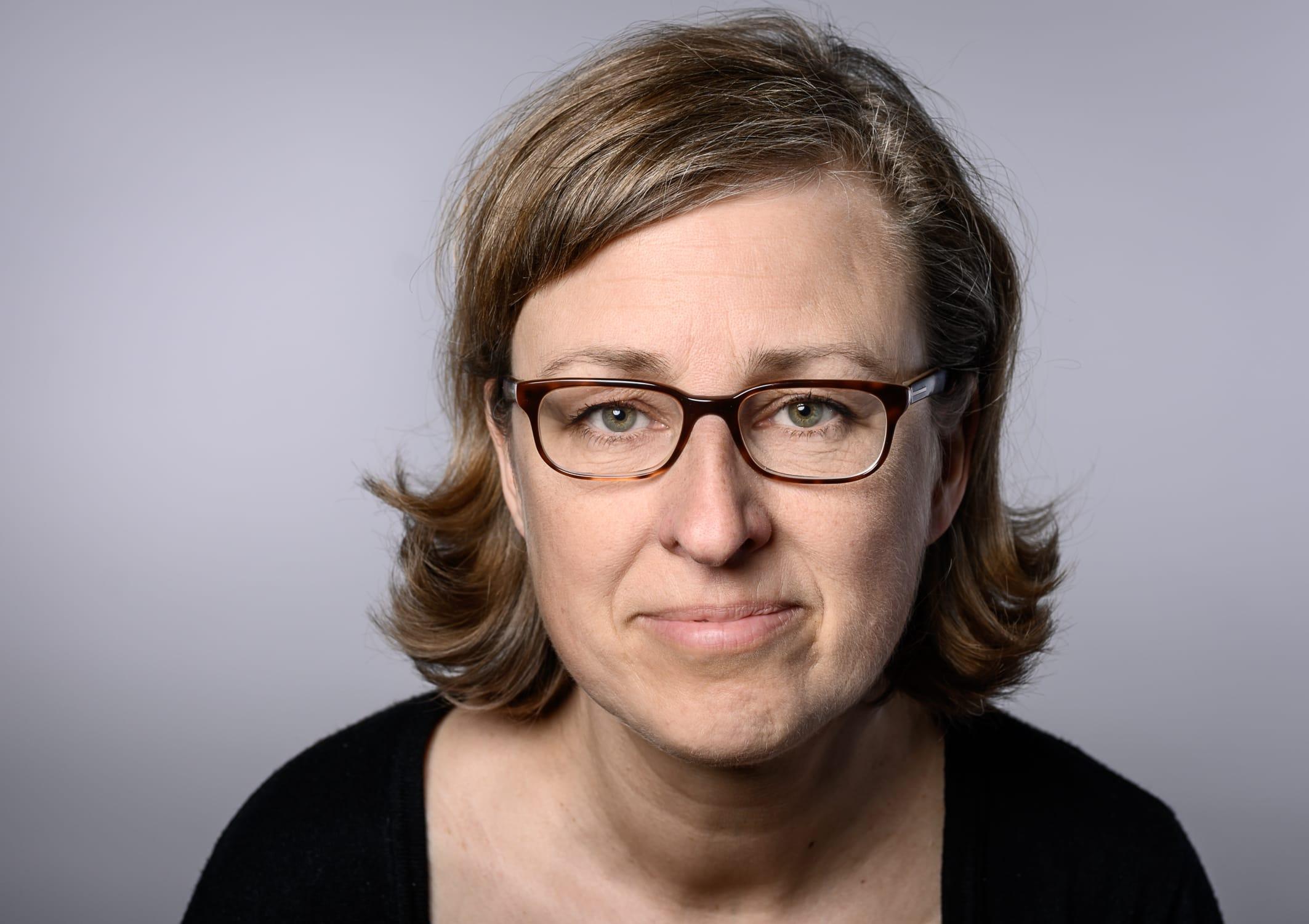 portrait Foto von Judith Hinkemeyer