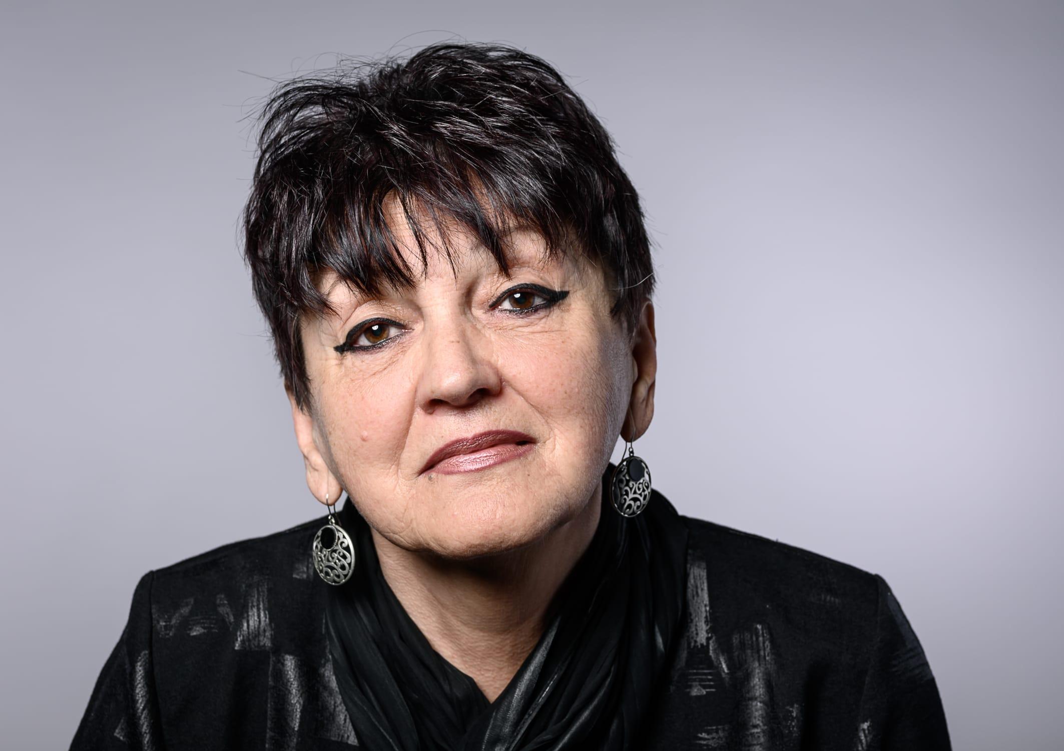 portrait Foto von Charlotte Vörös