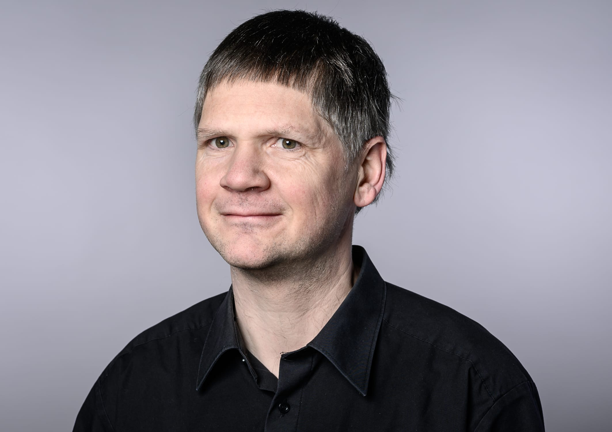 portrait Foto von Christoph Meier