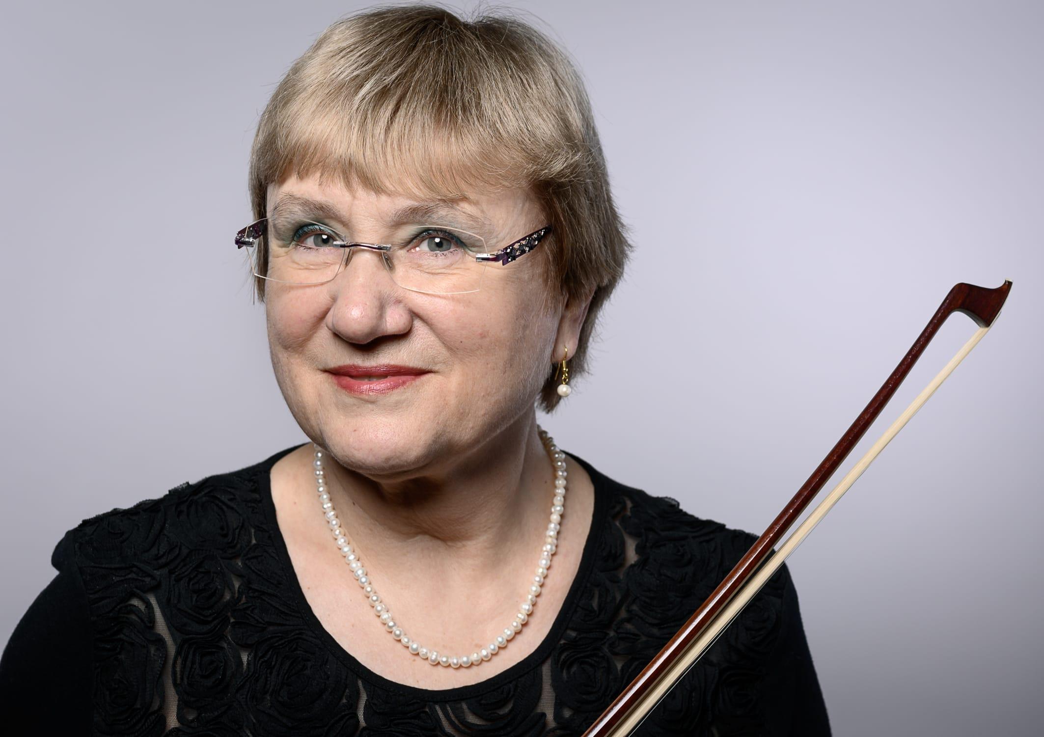 portrait Foto von Sieglinde Scholze