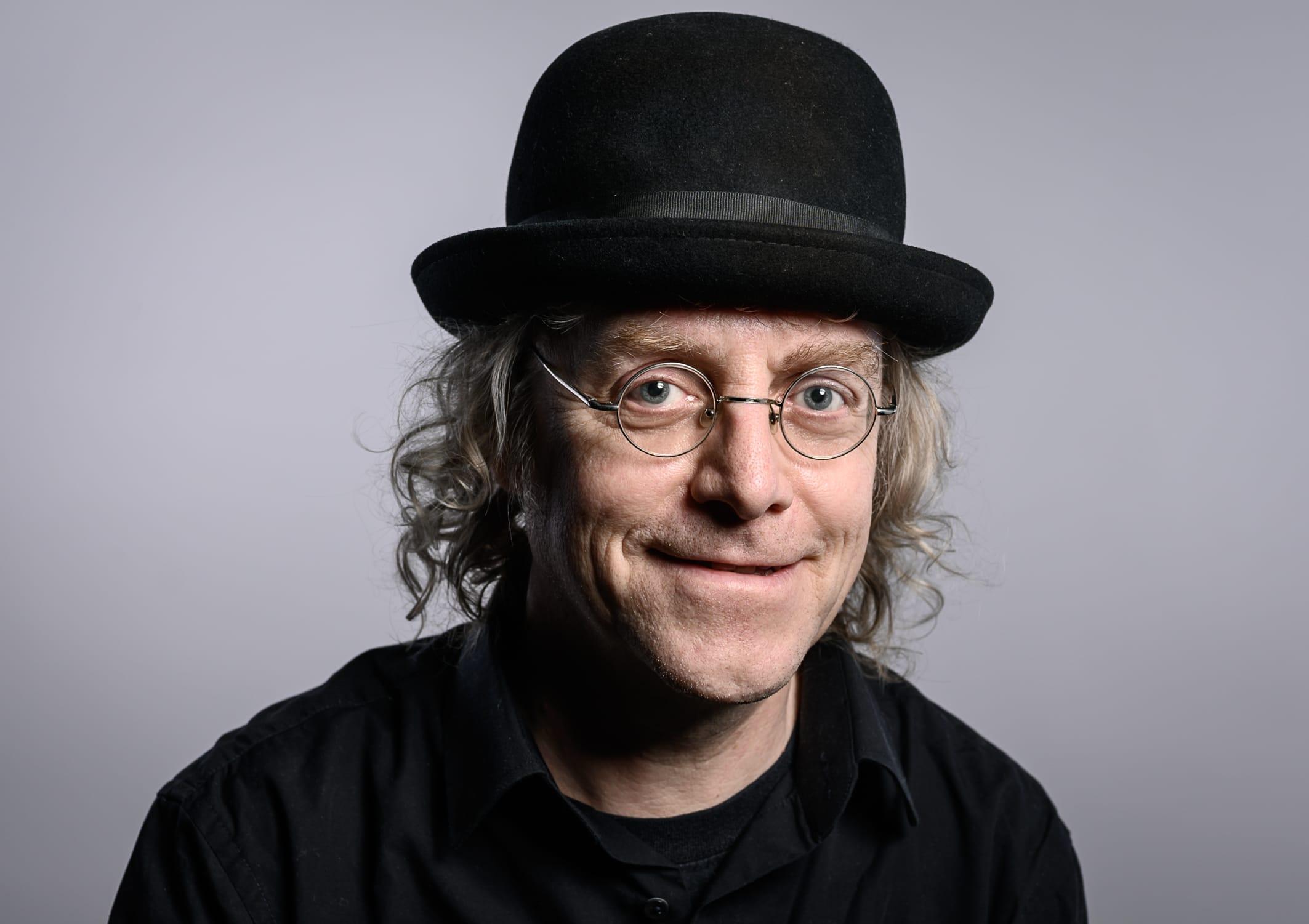 portrait Foto von Andreas Wiebecke-Gottstein