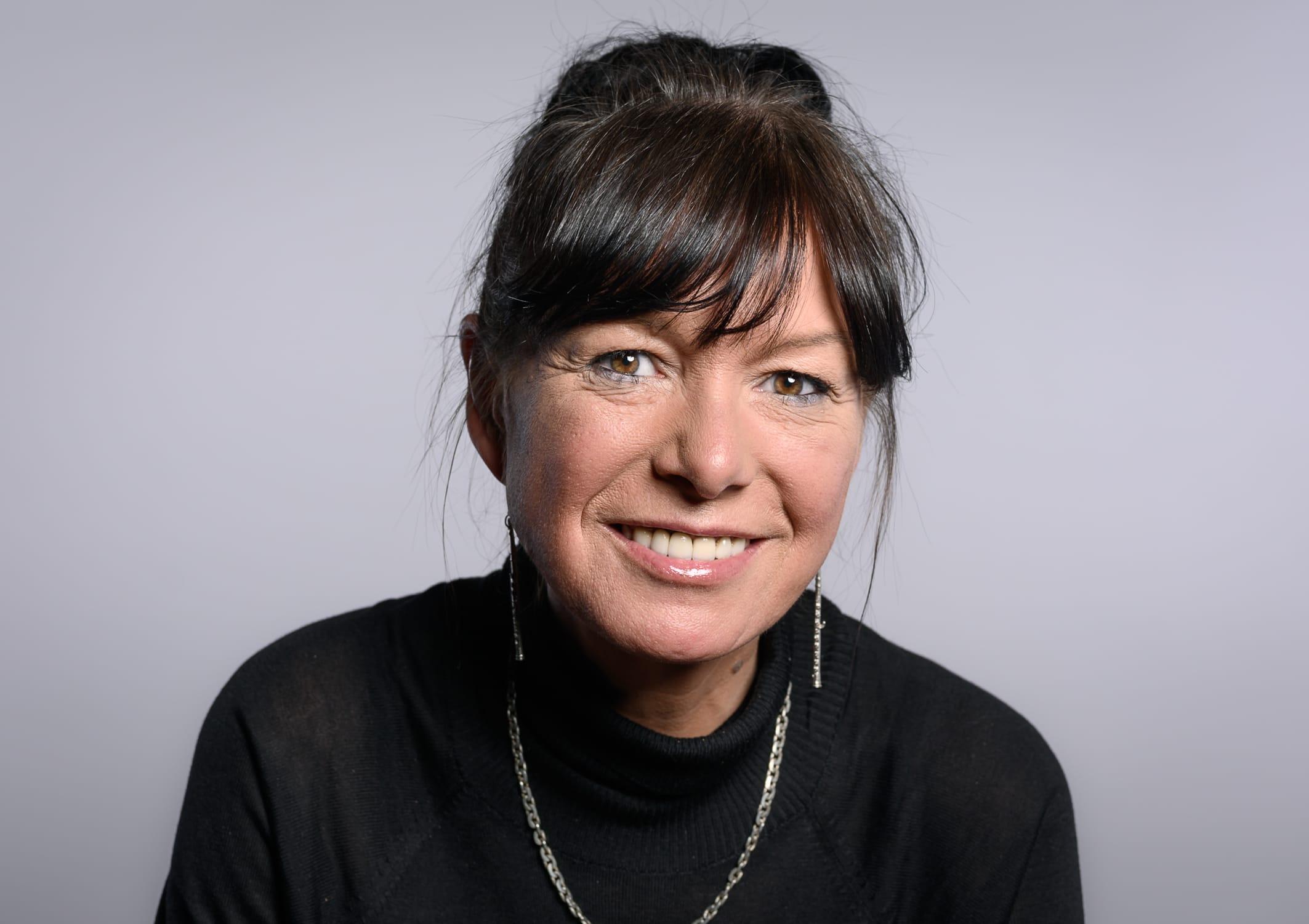 portrait Foto von Annette Werner-Wildenhain