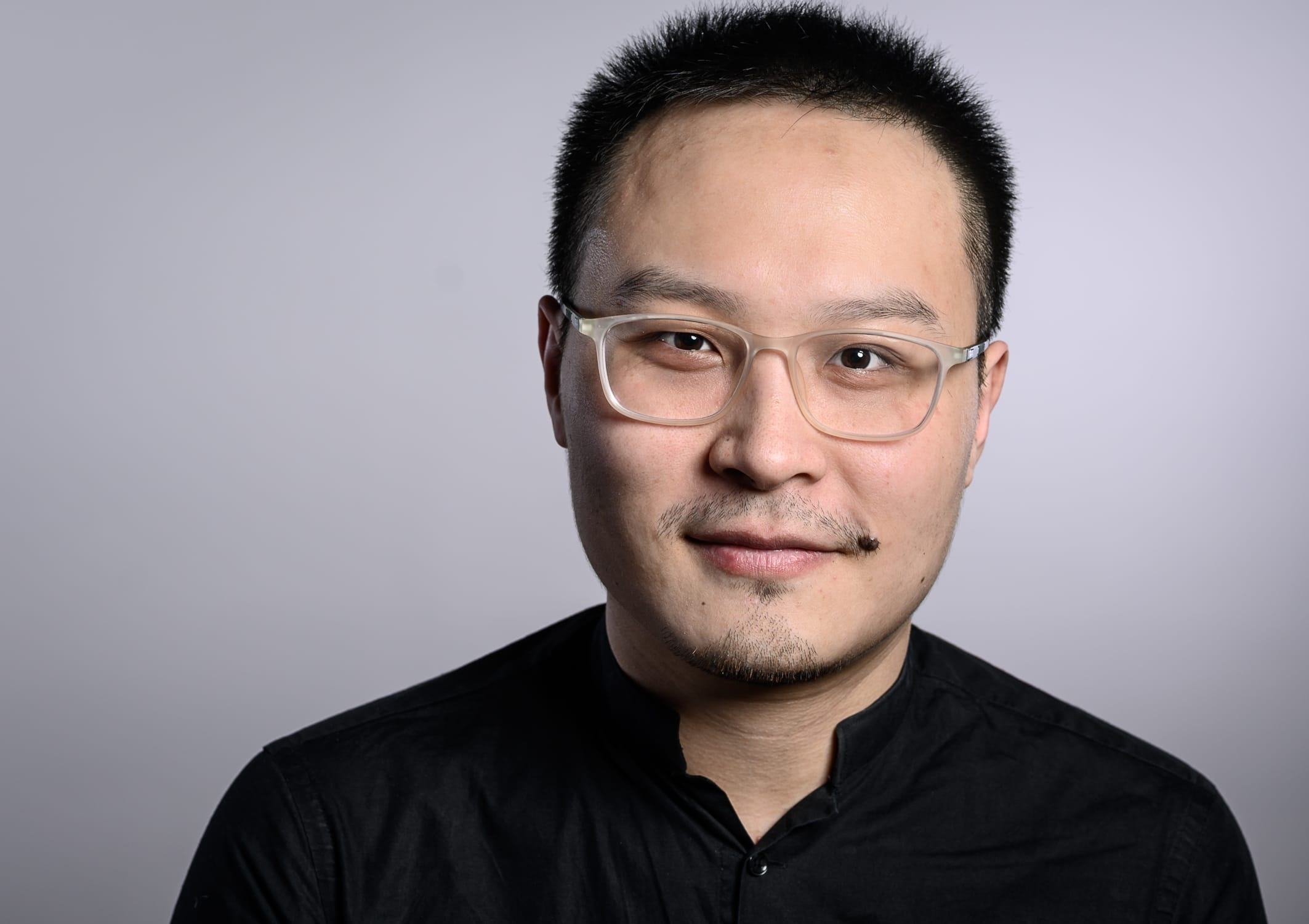 portrait Foto von Han Wang