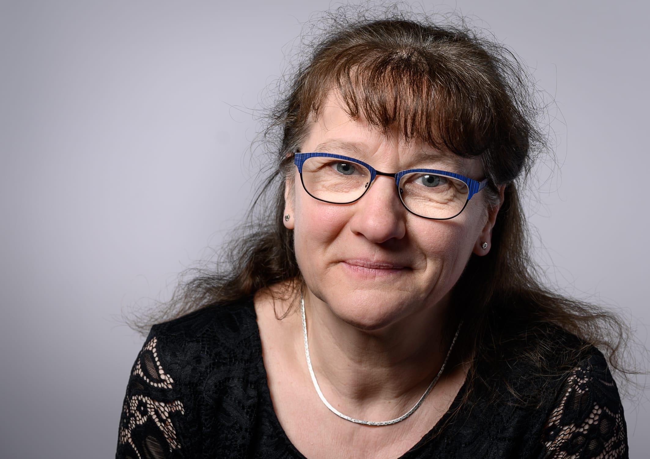 portrait Foto von Liane Föllmer