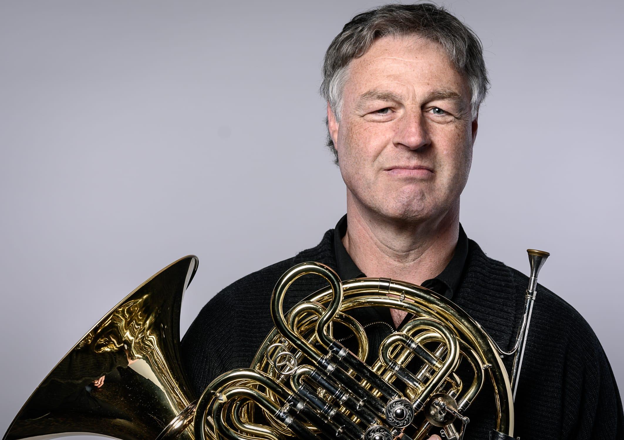 portrait Foto von Johannes Gnau