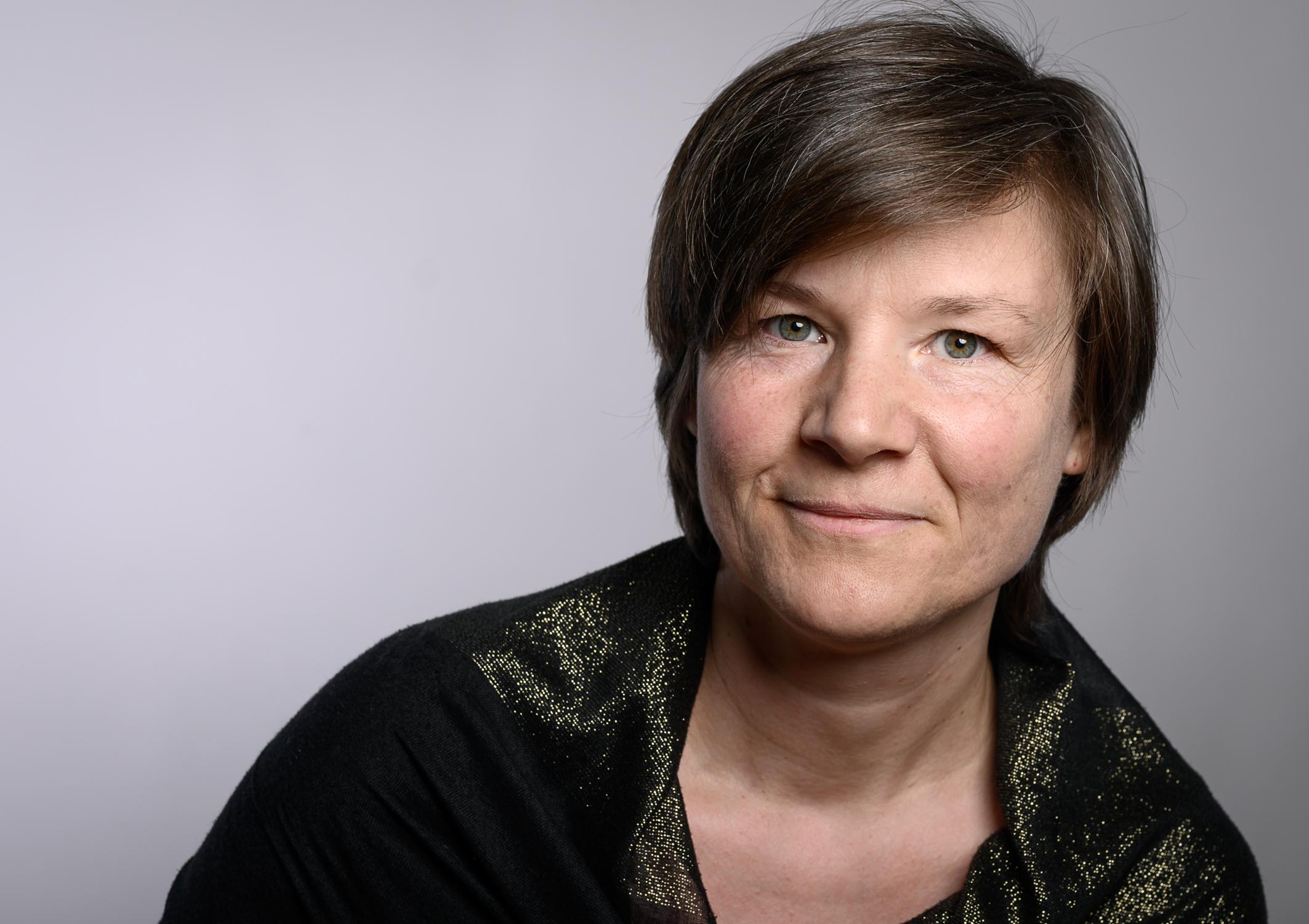portrait Foto von Anja Engel