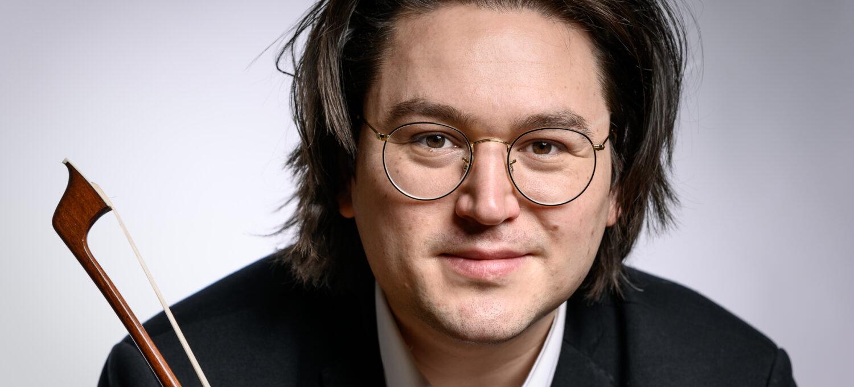 Stefan Milojicic, Kontrabass, Solobassist, Neubrandenburger Philharmonie
