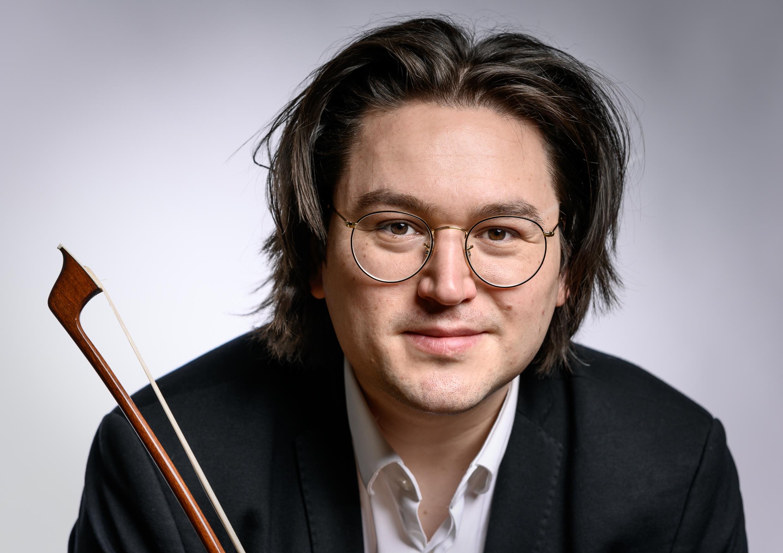 portrait Foto von Stefan Milojicic
